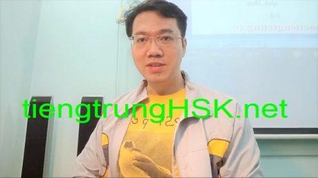 Luyện thi HSK 3 H31005 Đọc hiểu luyện thi HSK online