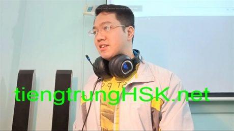 Luyện thi HSK 4 H41002 Đọc hiểu luyện thi HSK online