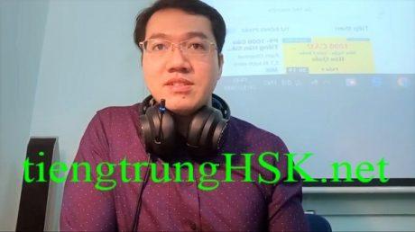 Luyện thi HSK 4 H41003 Đọc hiểu luyện thi hsk online ChineMaster
