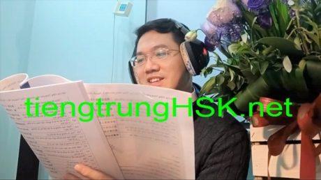 Luyện thi HSK 4 H41005 Đọc hiểu luyện thi HSK online ChineMaster