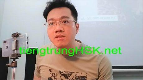 Luyện thi HSK 5 H51004 Đọc hiểu Thầy Vũ ChineMaster