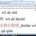 Trung tâm tiếng Trung Quận 10 ChineMaster TP HCM Thầy Vũ Hồ Chí Minh Sài Gòn