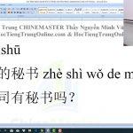 Từ vựng HSK 5 ChineMaster P14 luyện thi hsk online thầy vũ chinemaster tiengtrunghsk.net