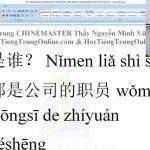 luyện thi hsk online từ vựng hsk 1 bài 195