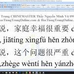 Luyện thi HSK online Từ vựng HSK 6 Bài 82