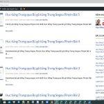 Học tiếng Trung qua Bộ gõ tiếng Trung Sogou Pinyin Bài 6 - Download bộ gõ tiếng Trung sogou pinyin - Bài tập luyện dịch tiếng Trung ứng dụng Thầy Vũ ChineMaster
