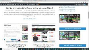 Giáo trình luyện dịch tiếng Trung HSK ứng dụng Bài 1 - Tài liệu luyện dịch tiếng Trung ứng dụng thực tế Thầy Vũ ChineMaster - Bài tập luyện kỹ năng dịch tiếng Trung HSK