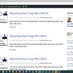 Giáo trình luyện dịch tiếng Trung HSK ứng dụng Bài 2 - Website thi thử HSK online miễn phí - Bài tập luyện dịch tiếng Trung HSK online uy tín Thầy Vũ ChineMaster
