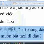 TiengTrungHSK học tiếng Trung Quận Thanh Xuân bài 1