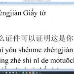 Luyện dịch tiếng Trung HSK 7 bài giảng số 6