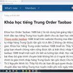 Luyện dịch tiếng Trung HSK 7 bài giảng số 7