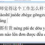 Luyện dịch tiếng Trung HSK 8 online bài tập 6