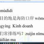 Luyện thi HSK 8 online đọc hiểu HSK cấp 8 Thầy Vũ HSKK