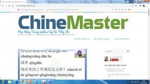 Lộ trình luyện thi HSK 8 cấp tốc giáo án luyện dịch tiếng Trung