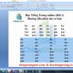 Lộ trình luyện thi HSK 9 online giáo án bài tập ngữ pháp HSKK