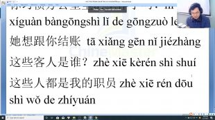Giáo trình tiếng Trung thương mại tổng hợp ngữ pháp thương mại