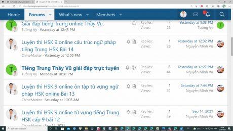 Luyện thi HSK 5 online Bài giảng 1 - Luyện thi HSK online - Luyện thi HSK trực tuyến - Khóa luyện thi HSK online HSK cấp 5 - Giáo trình tiếng Trung ChineMaster