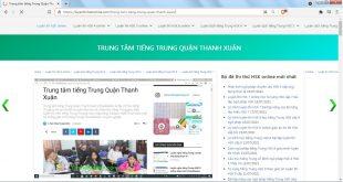 Giáo trình tiếng Trung thương mại online Bài 4